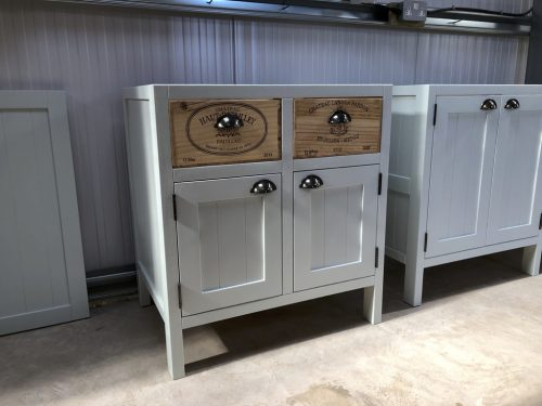 Drawer & cupboard units